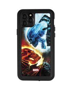 Ghost Rider Collision Course iPhone 11 Pro Max Waterproof Case