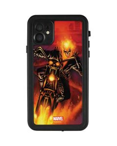 Ghost Rider Drags Chain iPhone 11 Waterproof Case
