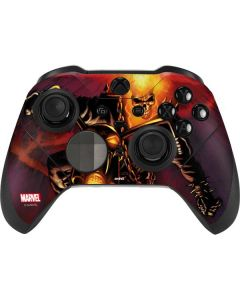 Ghost Rider Drags Chain Xbox Elite Wireless Controller Series 2 Skin