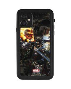 Ghost Rider Laughs iPhone 11 Waterproof Case