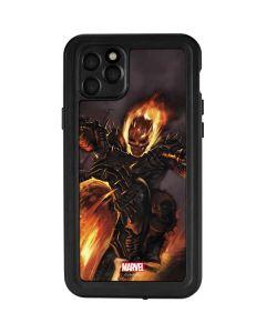 Ghost Rider On Patrol iPhone 11 Pro Max Waterproof Case