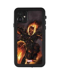 Ghost Rider On Patrol iPhone 11 Waterproof Case