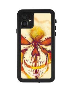 Ghost Rider Skull iPhone 11 Waterproof Case