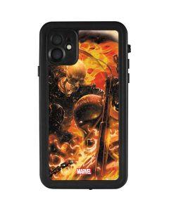 Ghost Rider Spirit of Vengeance iPhone 11 Waterproof Case