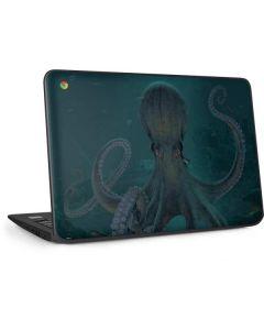 Giant Octopus HP Chromebook Skin