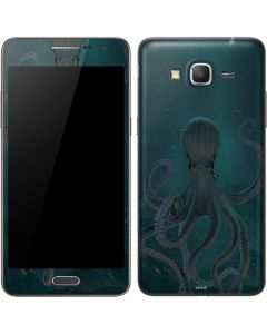Giant Octopus Galaxy Grand Prime Skin