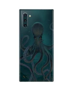 Giant Octopus Galaxy Note 10 Skin