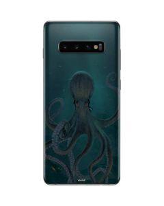 Giant Octopus Galaxy S10 Plus Skin