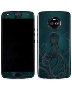 Giant Octopus Moto X4 Skin