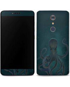 Giant Octopus ZTE ZMAX Pro Skin