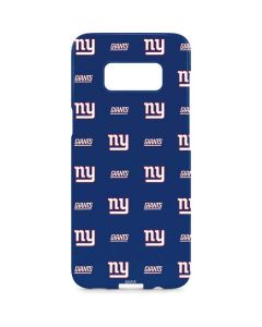 New York Giants Blitz Series Galaxy S8 Plus Lite Case