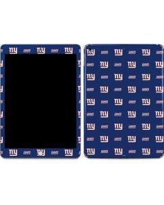 New York Giants Blitz Series Apple iPad Skin