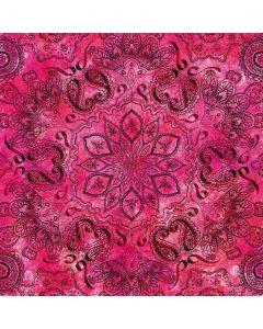 Pink Zen HP Notebook Skin