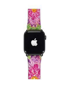Ginseng Flower Apple Watch Case