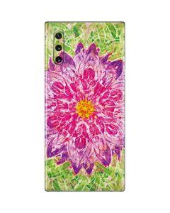 Ginseng Flower Galaxy Note 10 Skin
