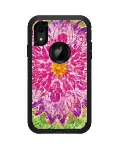 Ginseng Flower Otterbox Defender iPhone Skin