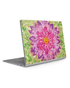 Ginseng Flower Surface Book 2 15in Skin