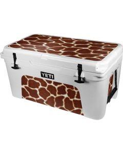 Giraffe YETI Tundra 65 Hard Cooler Skin