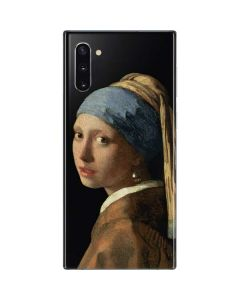 Girl with a Pearl Earring Galaxy Note 10 Skin