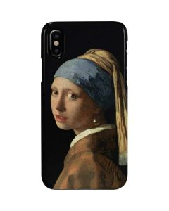 Girl with a Pearl Earring iPhone XS Max Lite Case