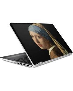 Girl with a Pearl Earring HP Pavilion Skin