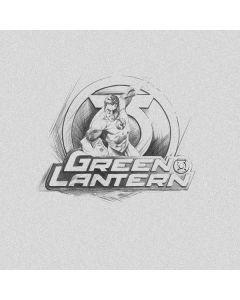 Metal Green Lantern HP Pavilion Skin