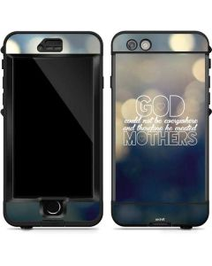 God Created Mothers LifeProof Nuud iPhone Skin