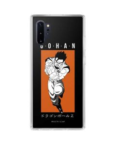 Gohan Combat Galaxy Note 10 Plus Clear Case