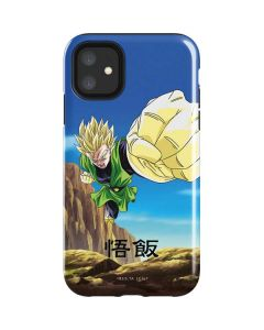 Gohan Power Punch iPhone 11 Impact Case
