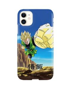 Gohan Power Punch iPhone 11 Lite Case