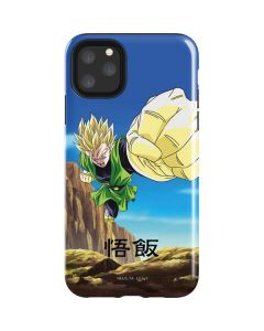 Gohan Power Punch iPhone 11 Pro Max Impact Case