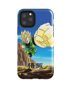 Gohan Power Punch iPhone 11 Pro Impact Case