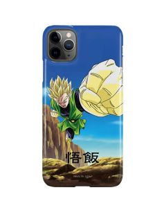 Gohan Power Punch iPhone 11 Pro Max Lite Case