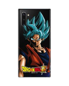 Goku Dragon Ball Super Galaxy Note 10 Skin