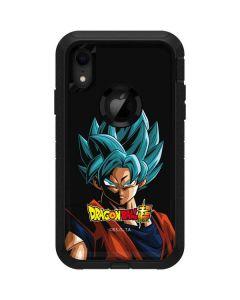 Goku Dragon Ball Super Otterbox Defender iPhone Skin