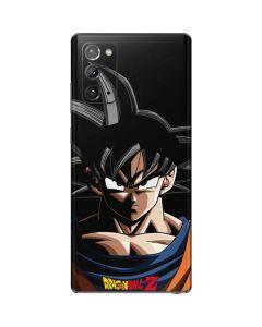 Goku Portrait Galaxy Note20 5G Skin
