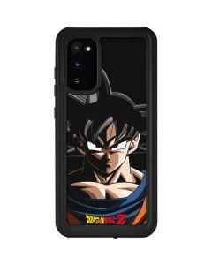 Goku Portrait Galaxy S20 Waterproof Case
