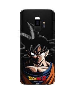 Goku Portrait Galaxy S9 Skin