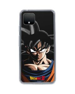 Goku Portrait Google Pixel 4 XL Clear Case