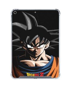 Goku Portrait iPad 10.2in (2019-20) Clear Case
