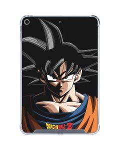 Goku Portrait iPad Mini 5 (2019) Clear Case