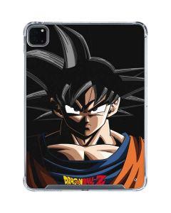 Goku Portrait iPad Pro 11in (2020) Clear Case