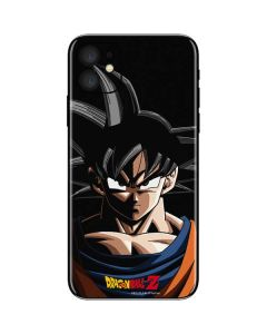 Goku Portrait iPhone 11 Skin