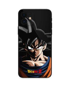 Goku Portrait iPhone 12 Skin