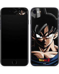 Goku Portrait iPhone SE Skin