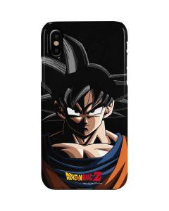 Goku Portrait iPhone XS Max Lite Case