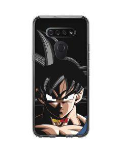 Goku Portrait LG K51/Q51 Clear Case