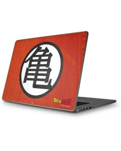 Goku Shirt Apple MacBook Pro 17-inch Skin