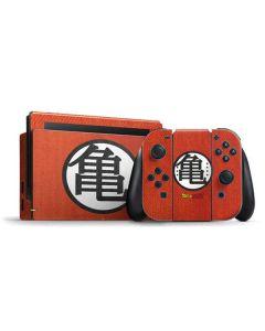 Goku Shirt Nintendo Switch Bundle Skin