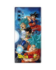Goku Vegeta Super Ball Galaxy Note 10 Plus Skin